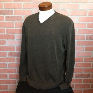 Ermenegildo Zegna wool blend sweater size L (R39)